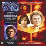 Recorded Time & Other Stories signed by Raquel Cassidy Doctor Who Big Finish CD